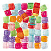colorful-clear-cube-beads-12mm