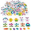eastertime-self-adhesive-shapes