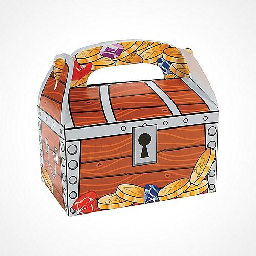 How To Decorate A Treasure Box Inspiration Pirate Party Pirate Party Supplies Pirate Decorations 2018