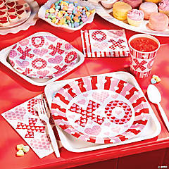 Valentines XOXO Party Supplies