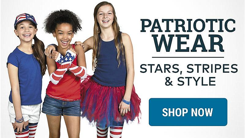 Patriotic Wear - Stars, Stripes & Style