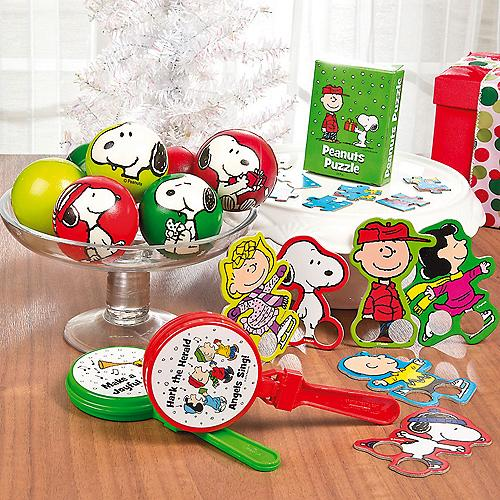 Small Oriental Trading Company Toys : Peanuts party supplies crafts toys stickers