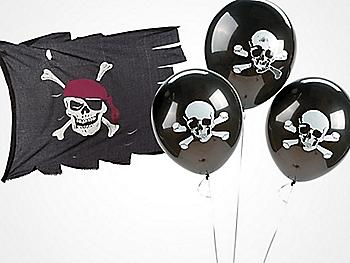 party decor - Pirate Decorations
