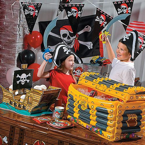 party supplies - Pirate Decorations