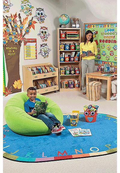 Classroom Corners Ideas ~ Reading corner nooks corners for kids