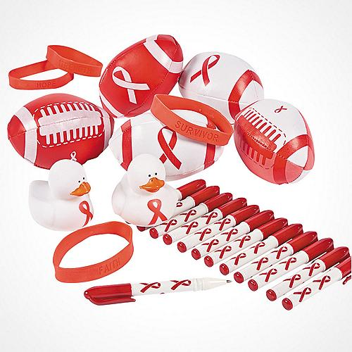 Red Ribbon Giveaways