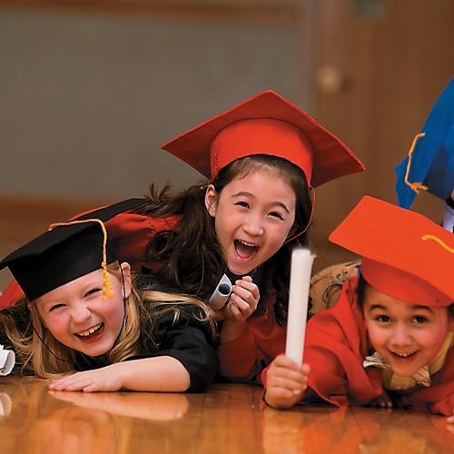 It's Time to Graduate! You achieve SAVINGS. They achieve SMILES.
