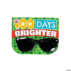 100 Days Brighter Sunglasses with Card