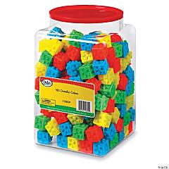 100 Omnifix Cubes