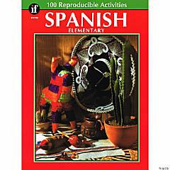 100+ Series™ Activity Book, Spanish (Elementary)