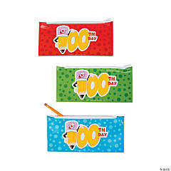 100th Day of School Pencil Cases
