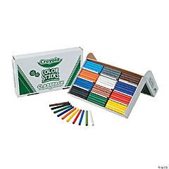 12-Color Crayola® Color Sticks Classpack®