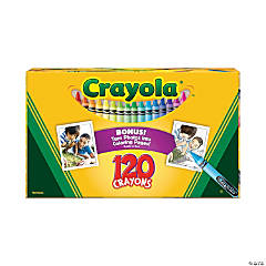 120-Color Crayola® Crayons