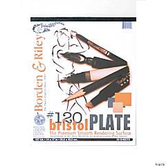 120P Bristol Plate Pad 14