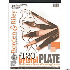 120P Bristol Plate Pad 9