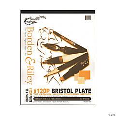 #120P Bristol Plate Pad