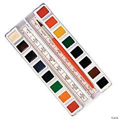 16-Color Prang Watercolor Tray