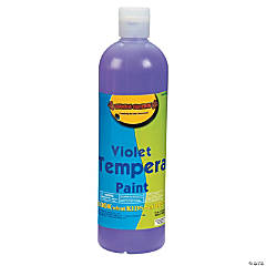 16 oz. Violet Tempera Paint