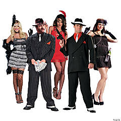 1920s Group Costumes