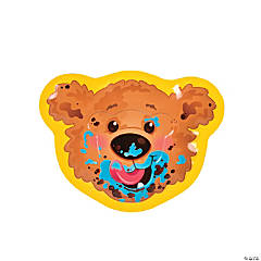 1st Birthday Bear Dessert Plates