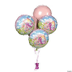 1st Birthday Butterfly Balloons