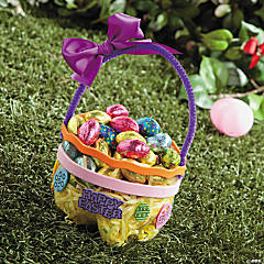 Save on easter party decoration favor ideas oriental trading 2 liter easter basket idea negle Choice Image