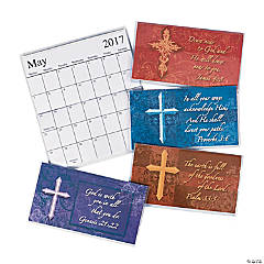 2017 - 2018 Expressions of Faith Pocket Calendars