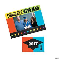 2017 Graduation Magnets