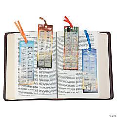 2017 Religious Bookmark Calendars