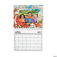 2017 Religious Photo Frame Calendar