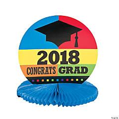 2018 Congrats Grad Centerpiece