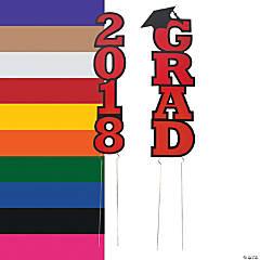 2018 Grad Yard Sign