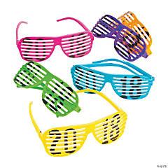 2018 Neon Shutter Glasses