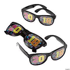 2018 Novelty Pinhole Glasses
