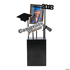 2018 Photo Graduation Centerpiece
