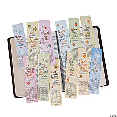 2019 Religious Monthly Calendar Bookmarks