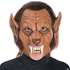 3/4 Werewolf Mask