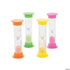 3-Minute Sand Timers