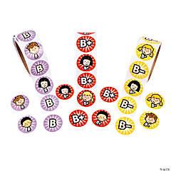 300 Grade B Stickers
