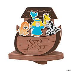 3D Floating Noah's Ark Craft Kit