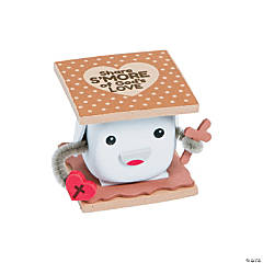 3D S'more Religious Craft Kit