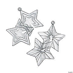 3D Star Suncatchers