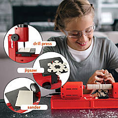4-in-1 Cool Tool Workshop