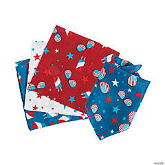4th of July Icon Bandanas