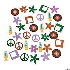 70s Party Confetti