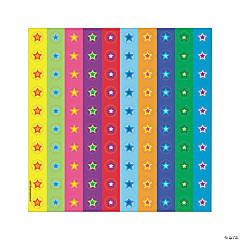 800 Mini Stickers - Stars