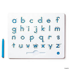 a to z Lower Case Magnatab Magnetic Drawing Tablet