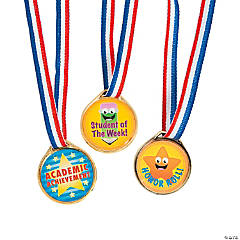 Achievement Medals Assortment