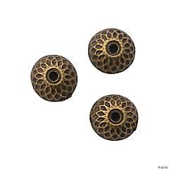 Acorn Bead Caps
