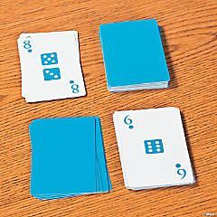 Addition War Classroom Card Game Idea